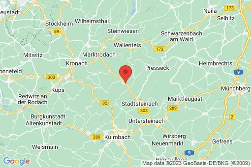 Karte Rugendorf