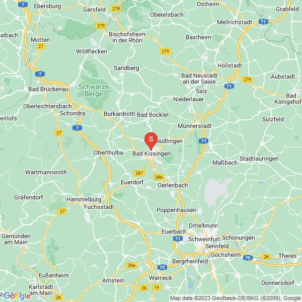 Städtisches Hallenbad Bad Kissingen