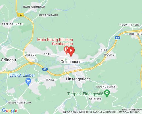 Google Karte von Rohrreinigung Gelnhausen