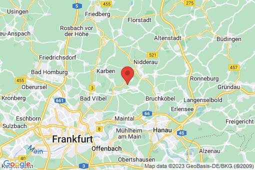 Karte Schöneck