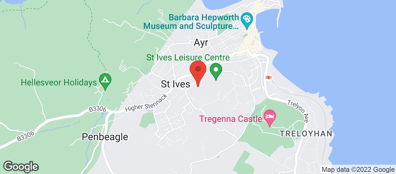 St Ives Leisure Centre location and directions