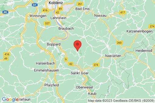 Karte Dahlheim