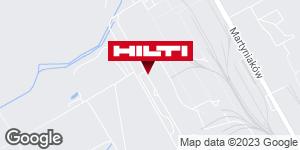 Wyświetl instrukcję Hilti Store (Mobile) Jaworzno