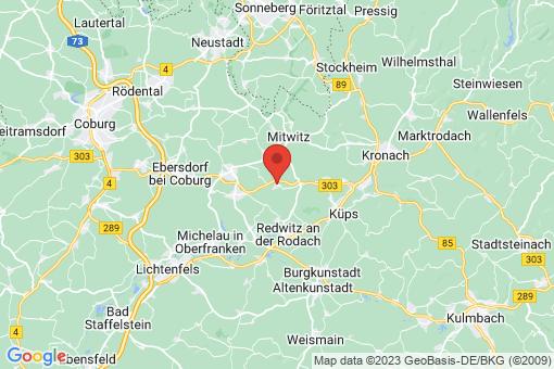 Karte Schneckenlohe