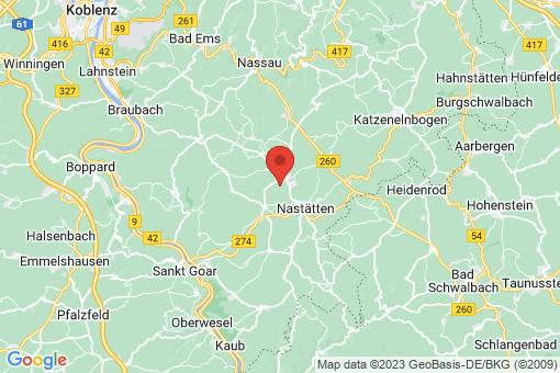 Karte Holzhausen an der Haide