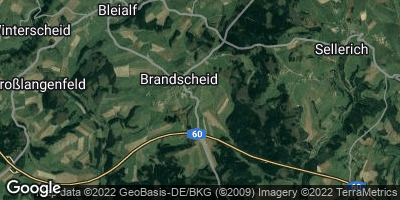 Google Map of Brandscheid