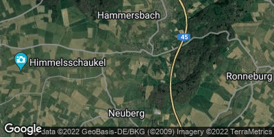 Google Map of Hammersbach