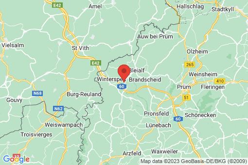 Karte Großlangenfeld