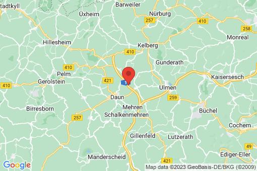 Karte Hörscheid