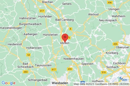 Karte Idstein