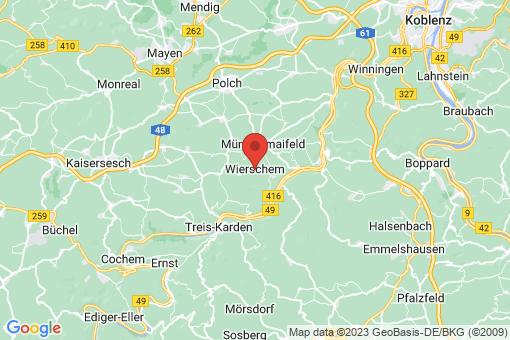 Karte Wierschem