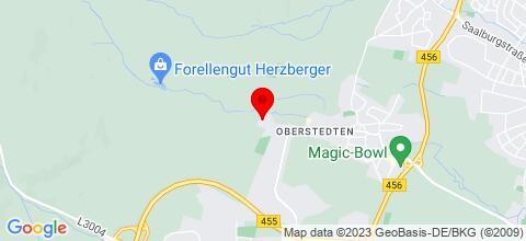 Google Map für Zu Gast in Oberursel