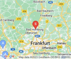 Karte für Spielbank Bad Homburg