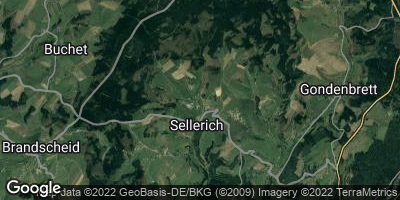 Google Map of Sellerich
