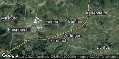 Google Map of Hambuch