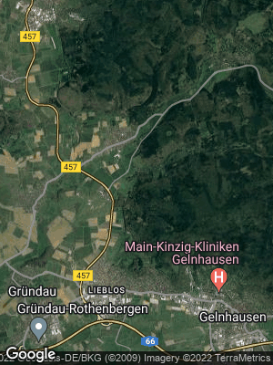 Google Map of Gründau