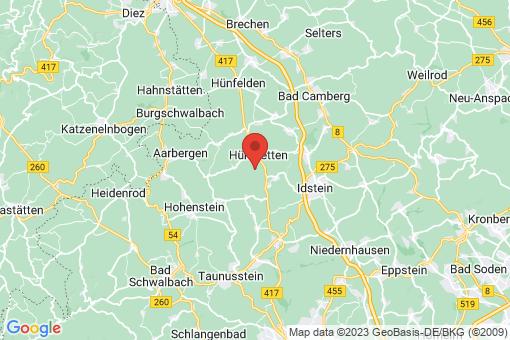 Karte Hünstetten