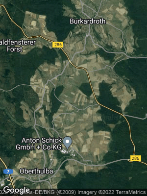 Google Map of Poppenroth