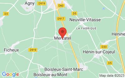 Salle polyvalente Arras-Tilloy les Mofflaines