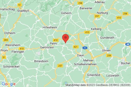 Karte Hinterweiler