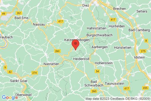 Karte Berndroth