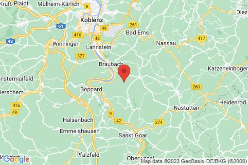 Karte Dachsenhausen