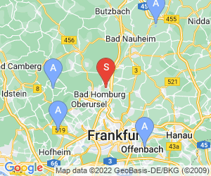 Karte für Kletterpark Taunus
