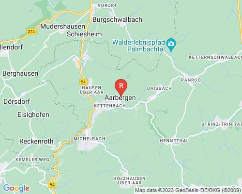 Google Karte von Rohrreinigung Aarbergen