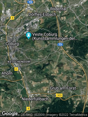 Google Map of Seidmannsdorf