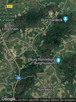 Google Map of Eckartshausen