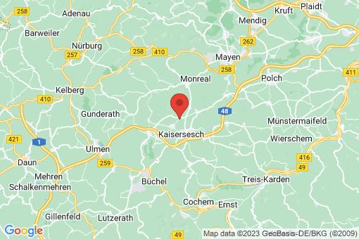 Karte Urmersbach