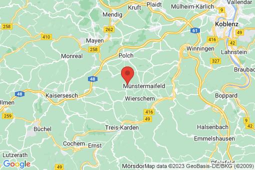 Karte Naunheim