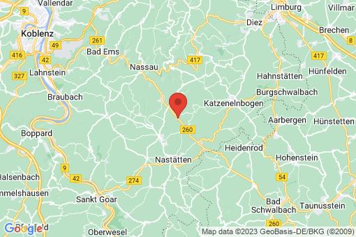 Karte Pohl