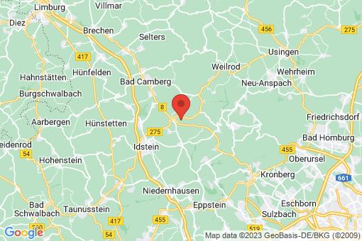 Karte Waldems