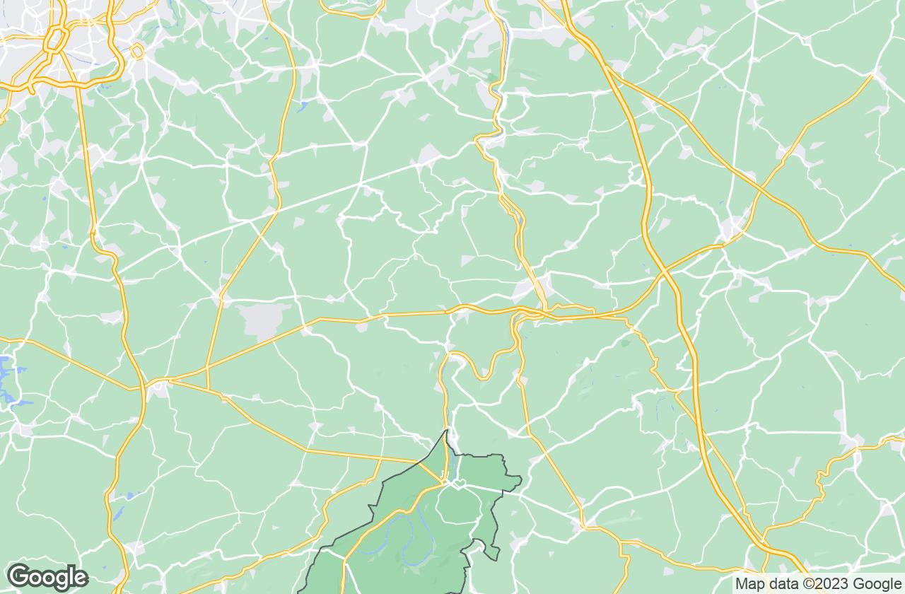 Google Map of اونهايي