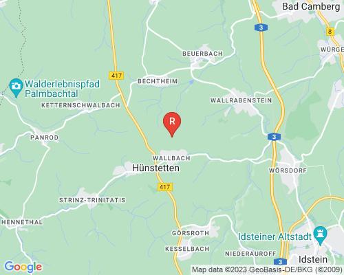 Google Karte von Rohrreinigung Hünstetten