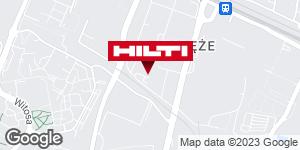 Wyświetl instrukcję Hilti Store Katowice