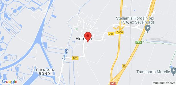 Entrepôt à vendre ou à louer à Hordain (59)