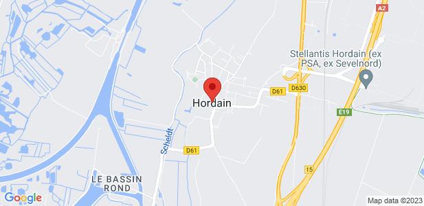 Terrains à vendre - Parc Hordain Hainaut (59)