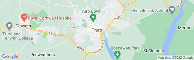 Map Of Truro