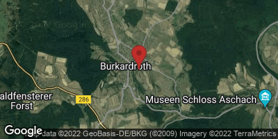 Google Map of Burkardroth