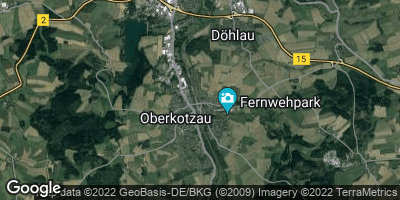 Google Map of Oberkotzau