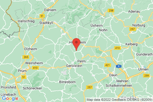Karte Dohm-Lammersdorf