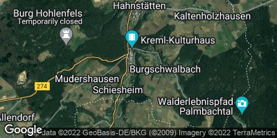 Google Map of Schiesheim
