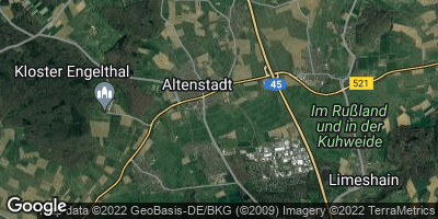 Google Map of Altenstadt