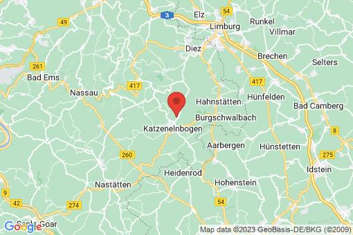 Karte Ebertshausen