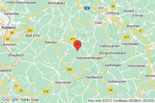 Karte Kördorf