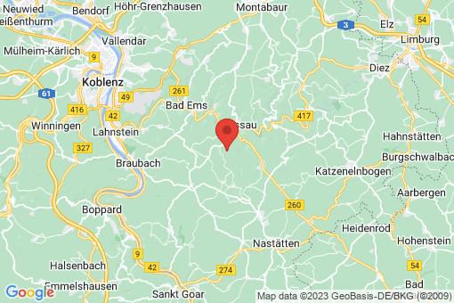 Karte Oberwies