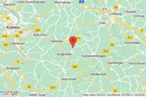 Karte Attenhausen