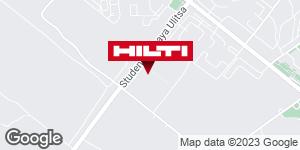 Региональный представитель Hilti в г. Благовещенск